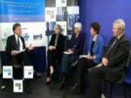 Battling rare cancers in Europe - access and ethics ( Kathy Oliver (International Brain Tumour Alliance), Tom Hudson (Europa Uomo), Anita Waldmann (Myeloma Euronet), Gerlind Bode (ICCCPO) )